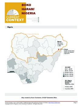 CHSSP Case Study on Boko Haram