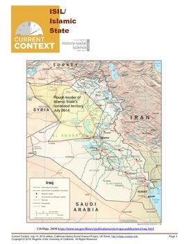 CHSSP ISIL- Part I