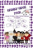 WORD CHUNK BOARD GAMES - CHUNKY CHASE BONUS PACK