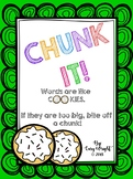 CHUNK IT! - R-Controlled Vowels