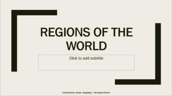 CI.02 - Regions of the World Standard Bundle