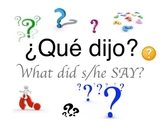 C/I   TPRS Past tense Question phrase signs