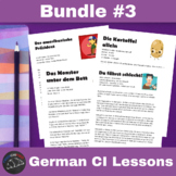 CI Video for German learners - Bundle #3