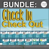 Check In Check Out Bundle