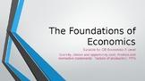 CIE A Level Economics Basic economic ideas resource allocation PPF PPC 34 slides