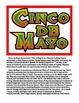 CINCO DE MAYO (GRADES 4 - 8)