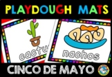 CINCO DE MAYO ACTIVITIES KINDERGARTEN (FIESTA PLAYDOUGH MATS)
