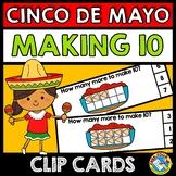 CINCO DE MAYO ACTIVITIES KINDERGARTEN MATH (WAYS TO MAKE 1