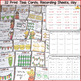CINCO DE MAYO: MULTIPLICATION SCOOT: TIMES TABLES FACTS: 1-12