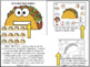 CINCO DE MAYO TACO FEEDING MOUTH speech worksheets EASY PREP & NO PREP