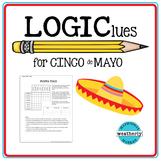CINCO de MAYO Logic Puzzle