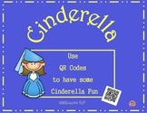 CINDERELLA FUN w/ QR CODES & LINKS (FACT OR FICTION) Listening Center