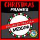 CIRCLE CHRISTMAS CLIPART BORDERS AND FRAMES
