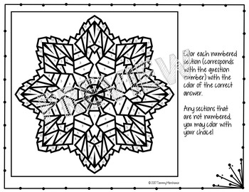 CIRCUMFERENCE OF CIRCLES COLORING PAGE, QUIZ