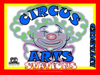 CIRCUS ARTS STATIONS 6-8 advanced