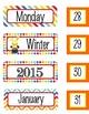 CIRCUS - Calendar Set