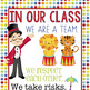 CIRCUS - Classroom Decor: LARGE BANNER, In Our Class