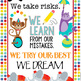 CIRCUS - Classroom Decor: LARGE BANNER, In Our School