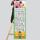 CIRCUS - Classroom Decor: X-LARGE BANNER, Always Remember