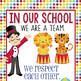CIRCUS - Classroom Decor: X-LARGE BANNER, In Our School