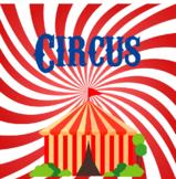 Kinder Classroom Kit Bundle - Circus