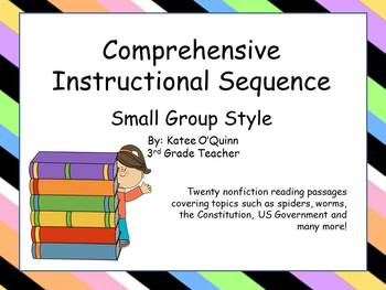 CIS Lessons: Small Group Style