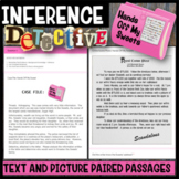 Making Inferences: Inference Detective (Hands Off My Sweets)