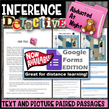 Making Inferences: Inference Detective (Abducted at Night)
