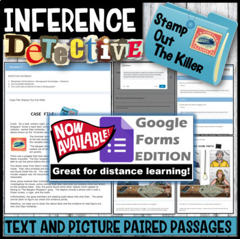 Inference Mystery-Analyze Multiple Texts to Cite and Support (Merrill's Alibi)