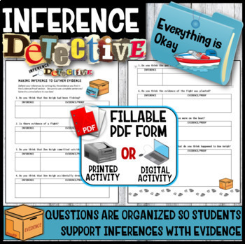 Inference Mystery-Analyze Multiple Texts to Cite and Support (Music Hath Charms)