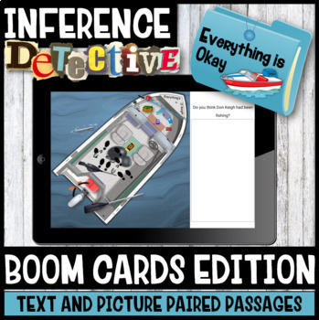 End Of Year Activity Inference Mystery (Everything is Okay)