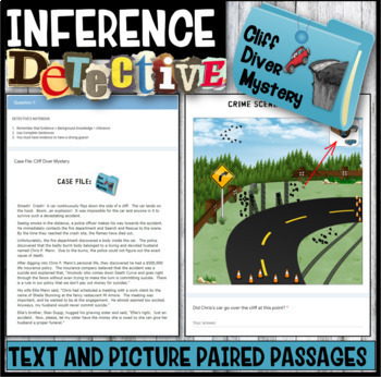 Inference Mystery-Analyze Multiple Texts to Cite and Support (Snow Cover)