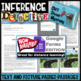 Making Inferences: Inference Detective  (Cliff Diver Mystery)