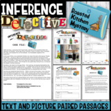 Making Inferences: Inference Detective (Roasted Kitchen)