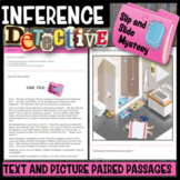 Making Inferences -Analyze Multiple Texts (Slip and Slide Mystery)