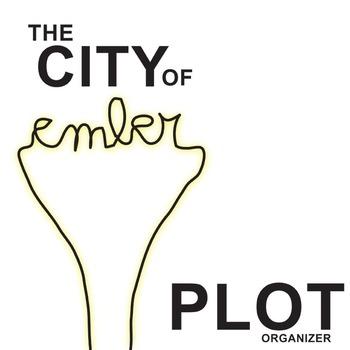 CITY OF EMBER Plot Chart Organizer Diagram Arc - Freytag's