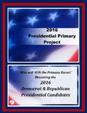 CIVICS - 2016 Presidential Primary/Caucus Project