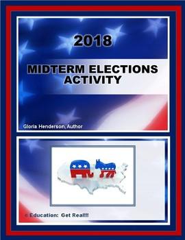 CIVICS – 2018 Midterm Elections Activity