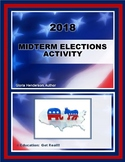 CIVICS – 2018 Midterm Elections Activity