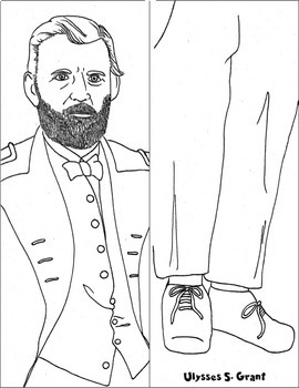 Civil War Activities & Projects - 13 Big Galoots (Grant, Lee, Lincoln and More!)
