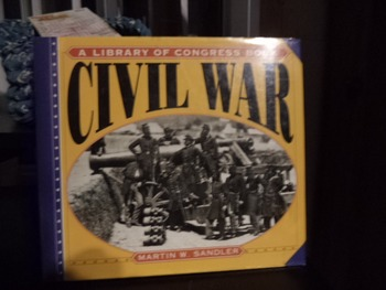 CIVIL WAR   ISBN 0-06-026027-0
