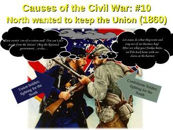 CIVIL WAR - ULTIMATE BUNDLE (20 PPTs, activities, primary