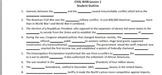 CIVIL WAR:Lesson 1: Student Outline & Key/worksheet/printable/handout