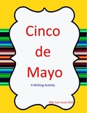 Cinco de Mayo Friendship Writing