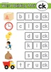 CK Consonant Digraph Games-Activities-Worksheets