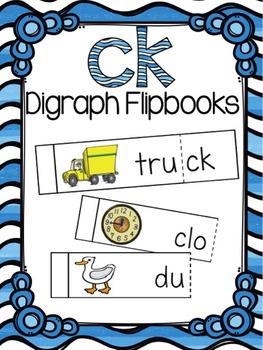 CK Digraph Flipbooks!