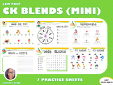Mini Version: CK Blends Practice Workbook (LOW PREP)