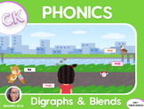 CK Digraphs Phonics Workbook (LOW PREP)