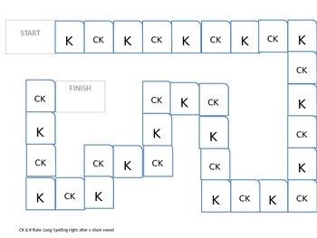 CK & K Game