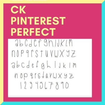 CK Pinterest Perfect